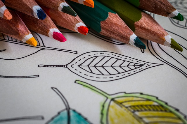 Creative Commons image -https://pixabay.com/en/coloring-book-for-adults-1396828/