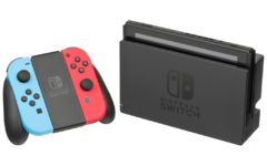 SWITCH IS ON ITS WAY UP