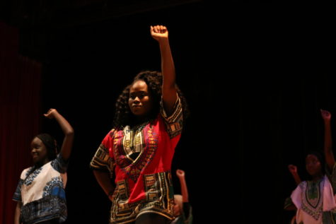 BLACK HISTORY EVENT AIMS TO STOMP OUT RACISM
