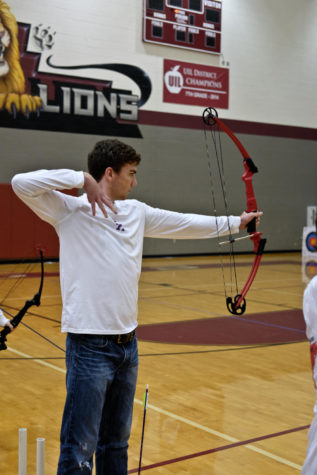 ARCHERY SHOOTS ITS WAY TO STATE