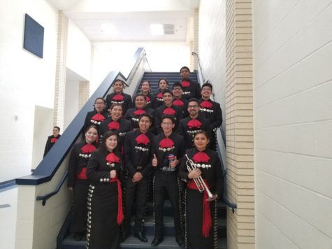 MARIACHI TEJANO MOVES ON TO STATE