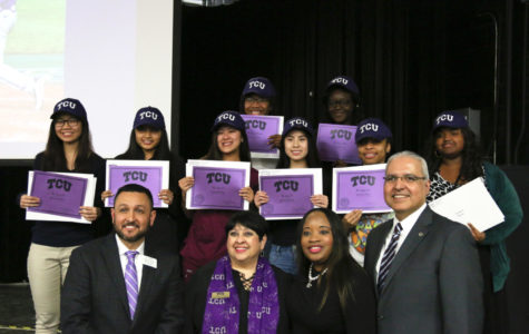 DREAMS DO COME TRUE: NINE STUDENTS EARN TCU SCHOLARSHIPS