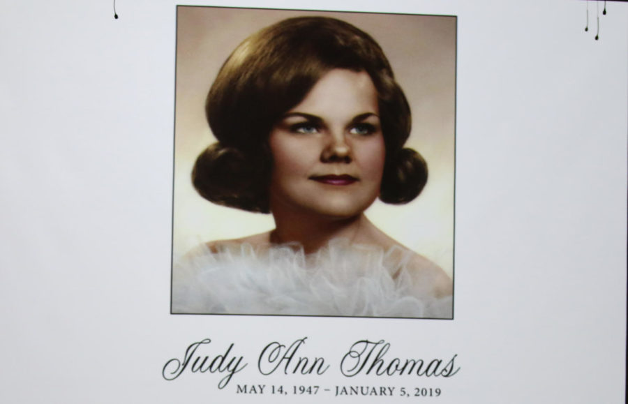 CELEBRATING A 'HIGH COUNCIL': THE LIFE AND LEGACY OF JUDY THOMAS