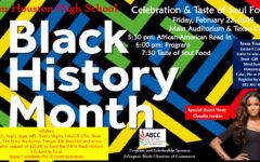 BLACK HISTORY PROGRAM PROMOTES UNITY