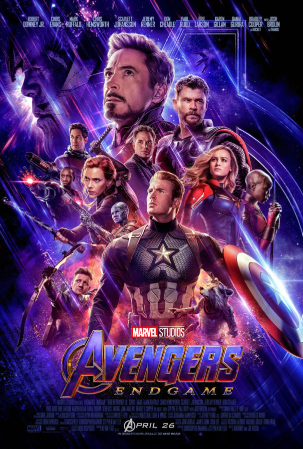 AVENGERS: ENDGAME SHOULD BE MOIVE OF THE YEAR